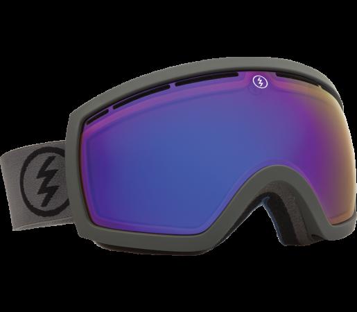 Ochelari Ski ELECTRIC EG2.5 Dagger Bronze/Blue Chrome