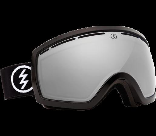 Ochelari Ski ELECTRIC EG2.5 Gloss Black Bronze/Silver Chrome