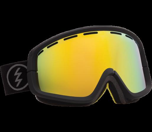 Ochelari Ski ELECTRIC EGB2 Eclipse Bronze/Gold Chrome