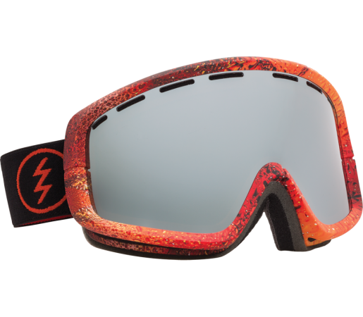 Ochelari Ski ELECTRIC EGB2 Pat Moore Bronze/Silver Chrome