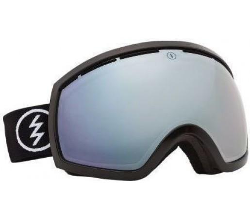 Ochelari Ski ELECTRIC EGB2s Gloss Black (Blue/Silver Chrome)