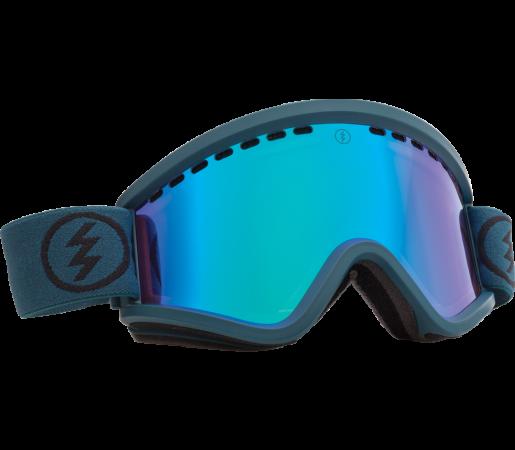 Ochelari Ski ELECTRIC EGV Dark Seas Bronze/Green Chrome