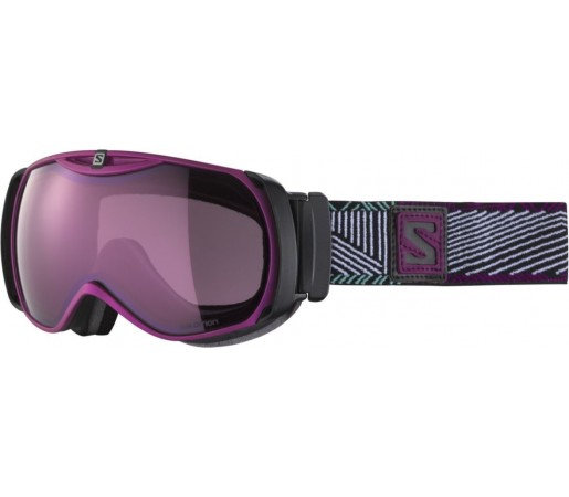 Ochelari ski Salomon X-TEND 10 Small UM Purple/ Universal