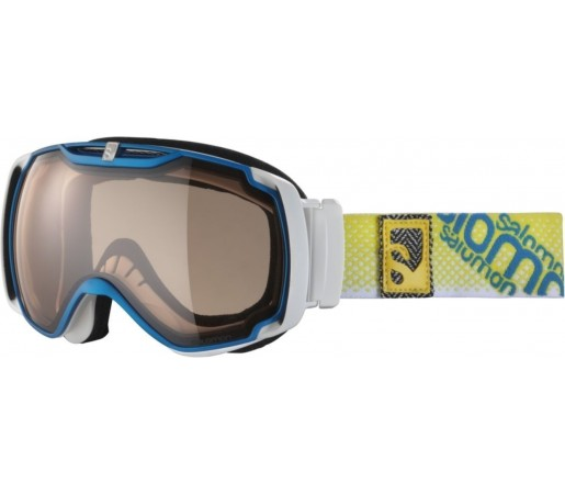Ochelari ski Salomon X-TEND 10 UM Blue/Lowlight