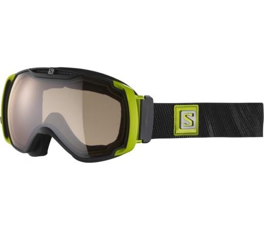 Ochelari ski Salomon X-TEND 10 UM Green/Lowlight