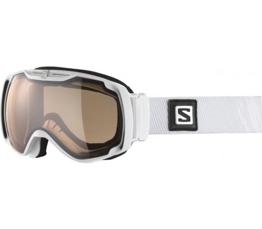 Ochelari ski Salomon X-TEND 10 UM White/Lowlight