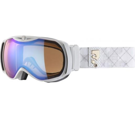 Ochelari ski Salomon X-TEND 12 Small ML White/Lowlight