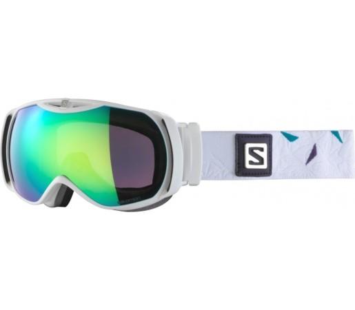 Ochelari ski Salomon X-TEND 12 Small ML WhiteSh/Solar