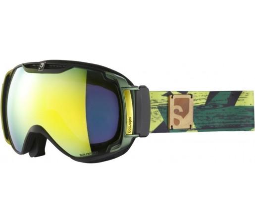 Ochelari ski Salomon X-TEND 12ML  Yellow/Grey/Solar
