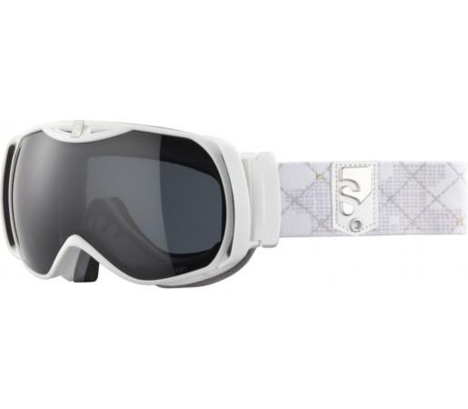Ochelari ski Salomon X-TEND SMALL Pola White/Sol