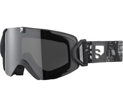 Ochelari ski Salomon X-VIEW12 MS Black/Solar