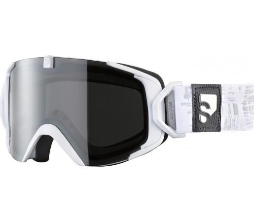 Ochelari ski Salomon X-VIEW12 MS White/Solar