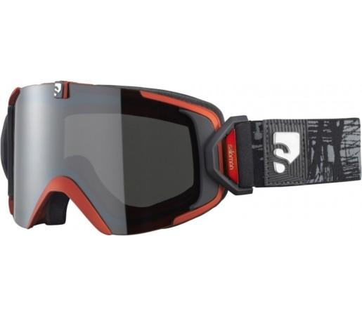 Ochelari ski Salomon X-VIEW12 UM Rust/Solar