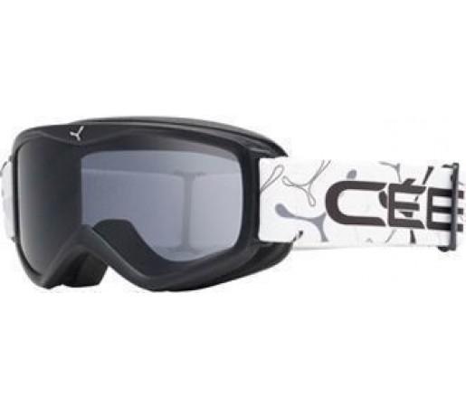 Ochelari Ski si Snowboard Cebe Teleporter Black