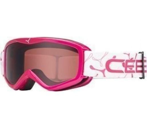 Ochelari Ski si Snowboard Cebe Teleporter Pink 2014
