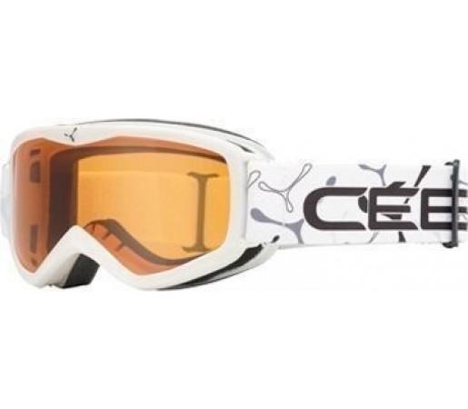 Ochelari Ski si Snowboard Cebe Teleporter White 2014
