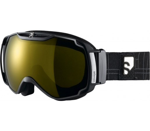 Ochelari Ski si Snowboard Salomon Xtend Xpro 10 MS Black- Low Light