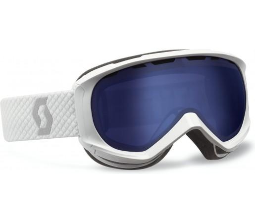 Ochelari Ski si Snowboard Scott Replay White Solar 3