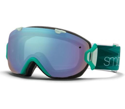 Ochelari Ski si Snowboard Smith I/OS Jade Omega/ Blue Sensor Mirror