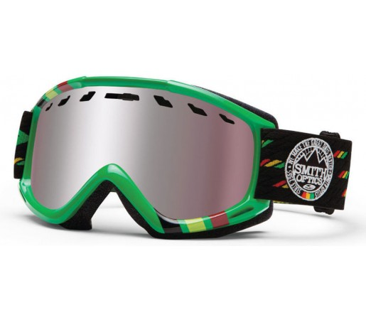 Ochelari Ski si Snowboard Smith Sentry Irie Rockers / Red Sensor