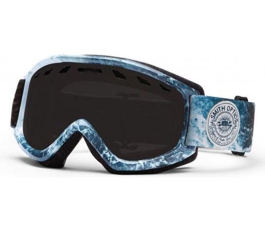 Ochelari Ski si Snowboard Smith Sentry Steel Oceanic / Black