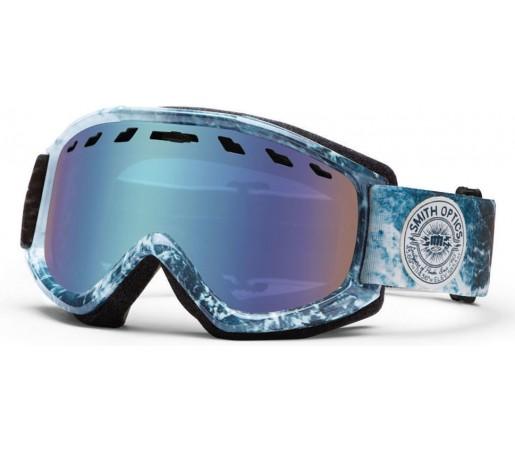 Ochelari Ski si Snowboard Smith Sentry Steel Oceanic / Blue Sensor