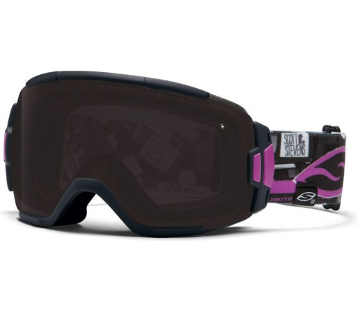 Ochelari Ski si Snowboard Smith VICE Stevens Tape Deck / Black