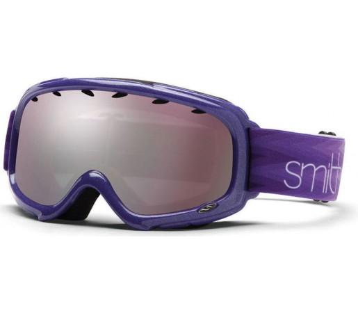 Ochelari Ski si Snowboard Smith Violet Omega/ Blue Sensor