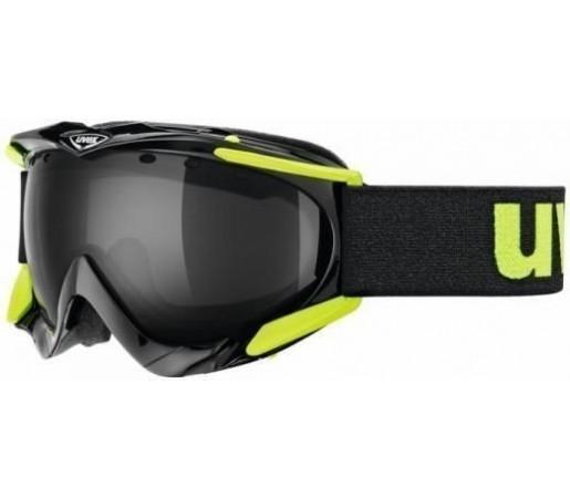 Ochelari Ski si Snowboard Uvex Apache Black/ Yellow