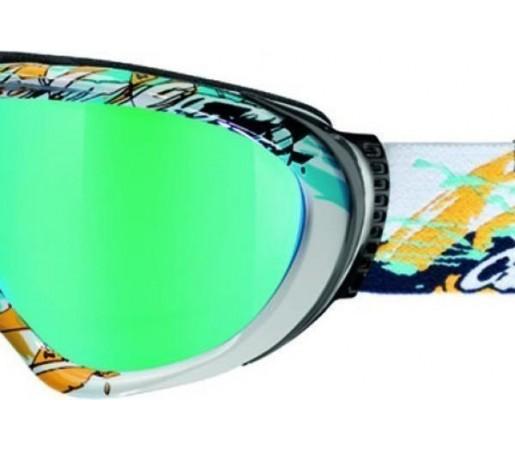 Ochelari Ski si Snowboard Uvex Comanche Cf Colorfusion White