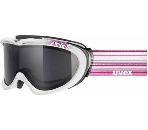 Ochelari Ski si Snowboard Uvex Comanche Optic White- Pink