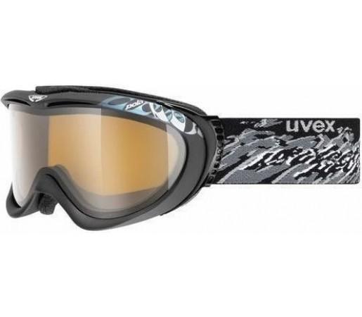 Ochelari Ski si Snowboard Uvex Comanche Pola Black- Grey