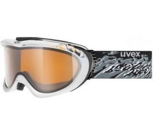 Ochelari Ski si Snowboard Uvex Comanche Pola White- Black