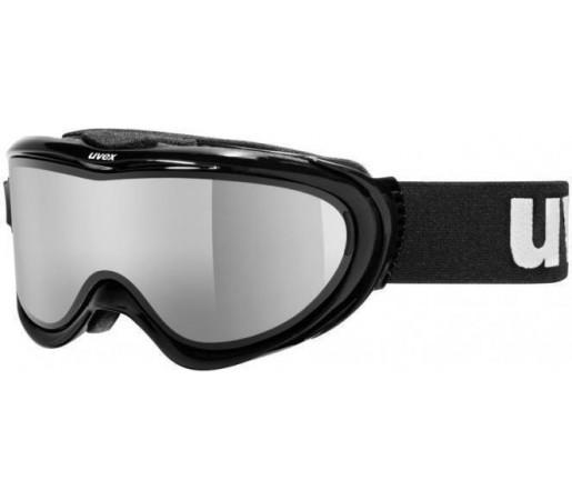Ochelari Ski si Snowboard Uvex Comanche Take Off Black- Silver Lens