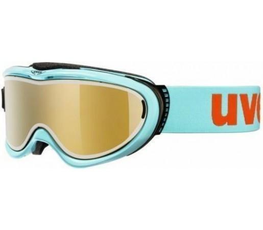 Ochelari Ski si Snowboard Uvex Comanche Take Off Blue