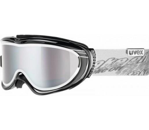 Ochelari Ski si Snowboard Uvex Comanche Take Off White- Black