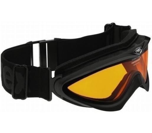Ochelari Ski si Snowboard Uvex Corus Black Matte
