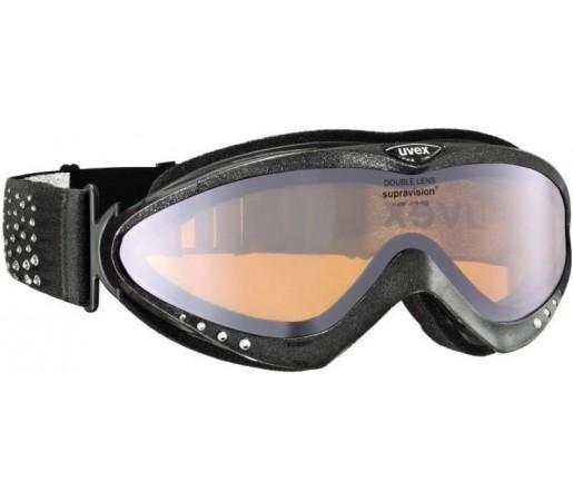 Ochelari Ski si Snowboard Uvex Corus Cristal Black