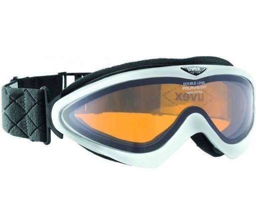 Ochelari Ski si Snowboard Uvex Corus Pola White- Black