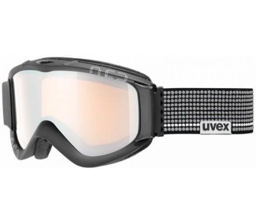Ochelari Ski si Snowboard Uvex FX Pro Black