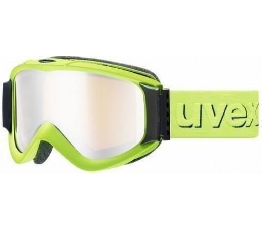 Ochelari Ski si Snowboard Uvex FX Pro Lime