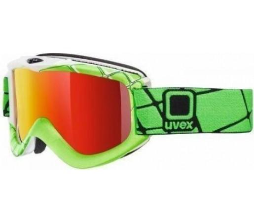 Ochelari Ski si Snowboard Uvex GGL4 Green