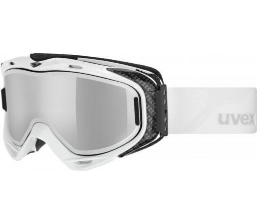 Ochelari Ski si Snowboard Uvex GGL 300 Take Off Polavision White