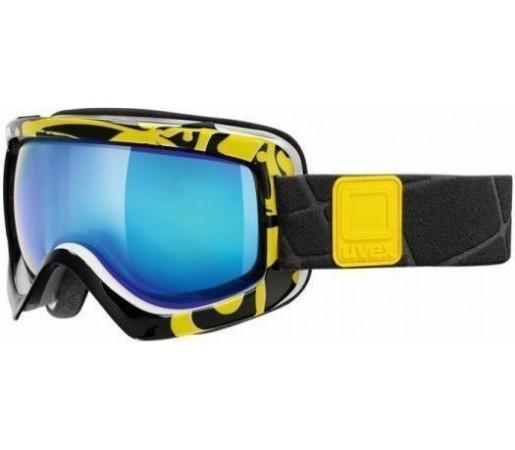 Ochelari Ski si Snowboard Uvex GGl 5 Sioux Cf Black- Yellow