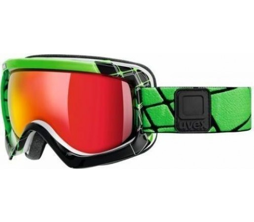 Ochelari Ski si Snowboard Uvex  GGl 5 Sioux Cf Green- Black
