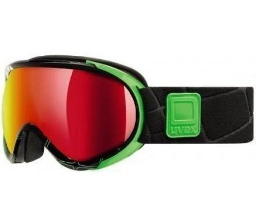 Ochelari Ski si Snowboard Uvex GGL 7 Pro Black- Green