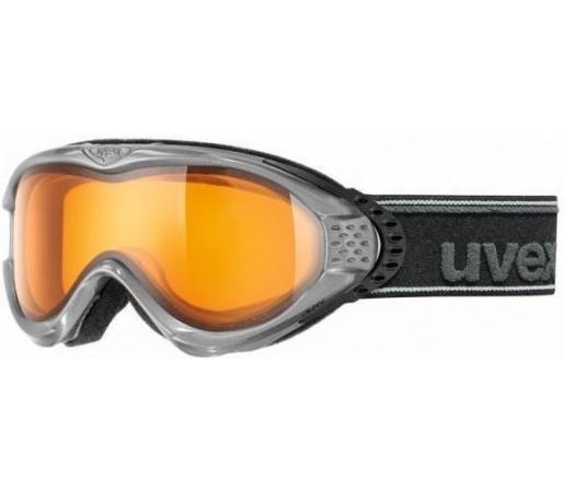 Ochelari Ski si Snowboard Uvex Onyx Black- Grey