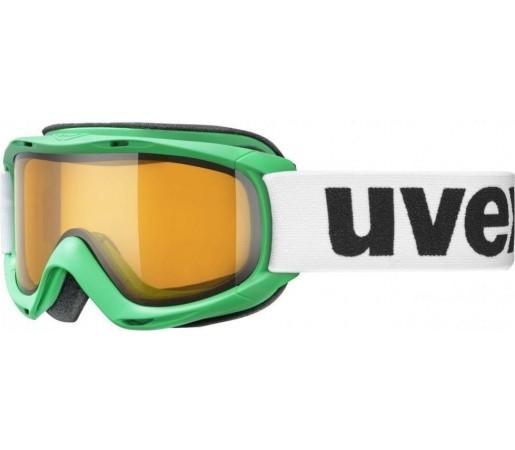 Ochelari Ski si Snowboard Uvex Slider Green- White