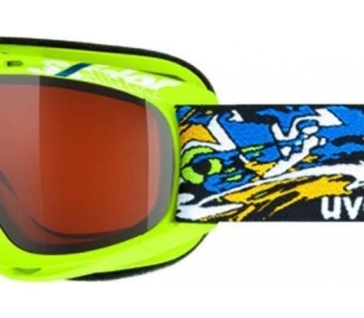 Ochelari Ski si Snowboard Uvex Slider Green