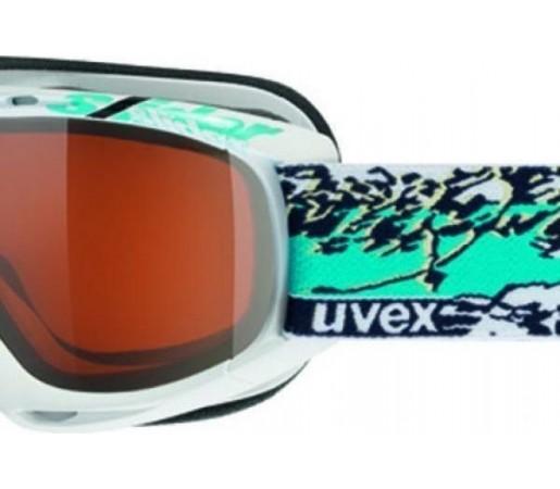 Ochelari Ski si Snowboard Uvex Slider White